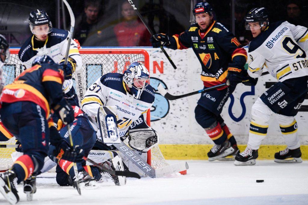 djurgården hv71 SHL hockey